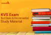 KVS Exam Best Books and Recommended Study Material