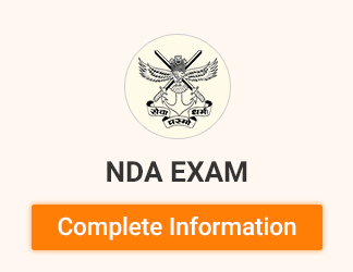 UPSC NDA Recruitment Exam