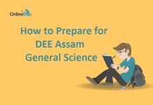 How to Prepare for DEE Assam General Science PRT TGT