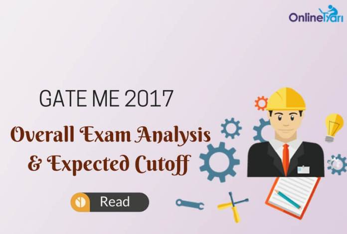 GATE Mechanical Engineering Exam Analysis: 4th February 2017
