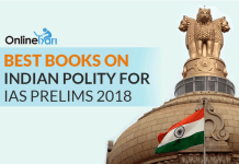 Best Books on Indian Polity for IAS Prelims 2018