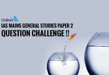IAS Mains GS Paper 2 Question Challenge: Detailed Solution!!