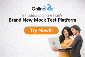 Introducing OnlineTyari's Brand New Mock Test Platform: Try Now