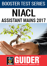 NIACL Assistant MAINS