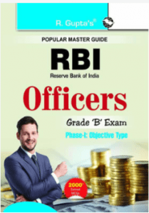 RBI Grade B Officers Exam Guide (R-143)