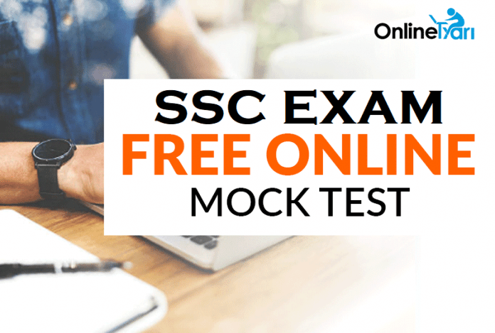 SSC Exam 2018-19: Free Online Mock Test Series, Practice Paper