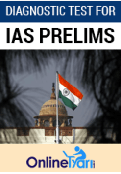 IAS Prelims - Self Assessment Test