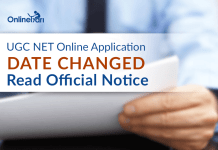 UGC NET Online Application Date Changed: Read Official Notice