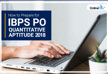 How to Prepare for IBPS PO Quantitative Aptitude 2018