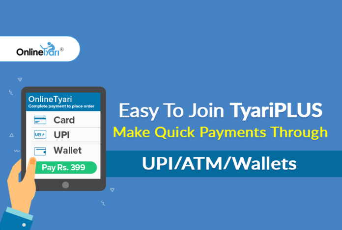Easy To Join TyariPLUS
