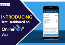Introducing Test Dashboard on OnlineTyari App