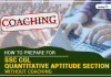 How to Prepare for SSC CGL Quantitative Aptitude Section Without Coaching