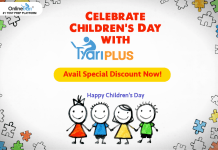 Celebrate Children's Day with TyariPLUS: Avail Special Discount Now!