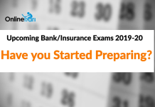 Upcoming Bank Exams 2019-20: Have you Started Preparing?