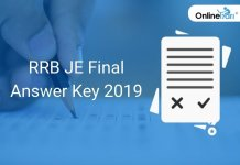 rrb je final answer key
