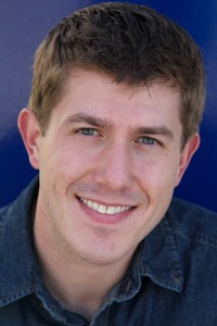Josh author photo