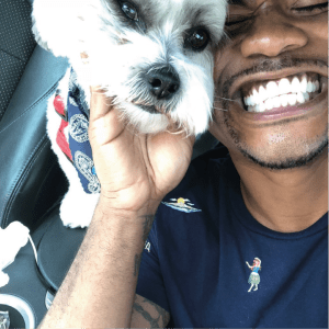 Pet day on OnlyFans - Alonzo