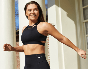 Andrea Valls home workouts