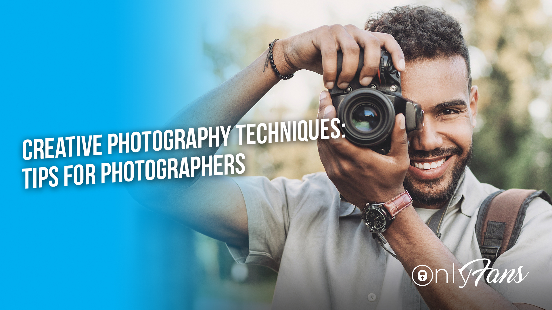 Creative Photography Techniques: Tips For Photographers