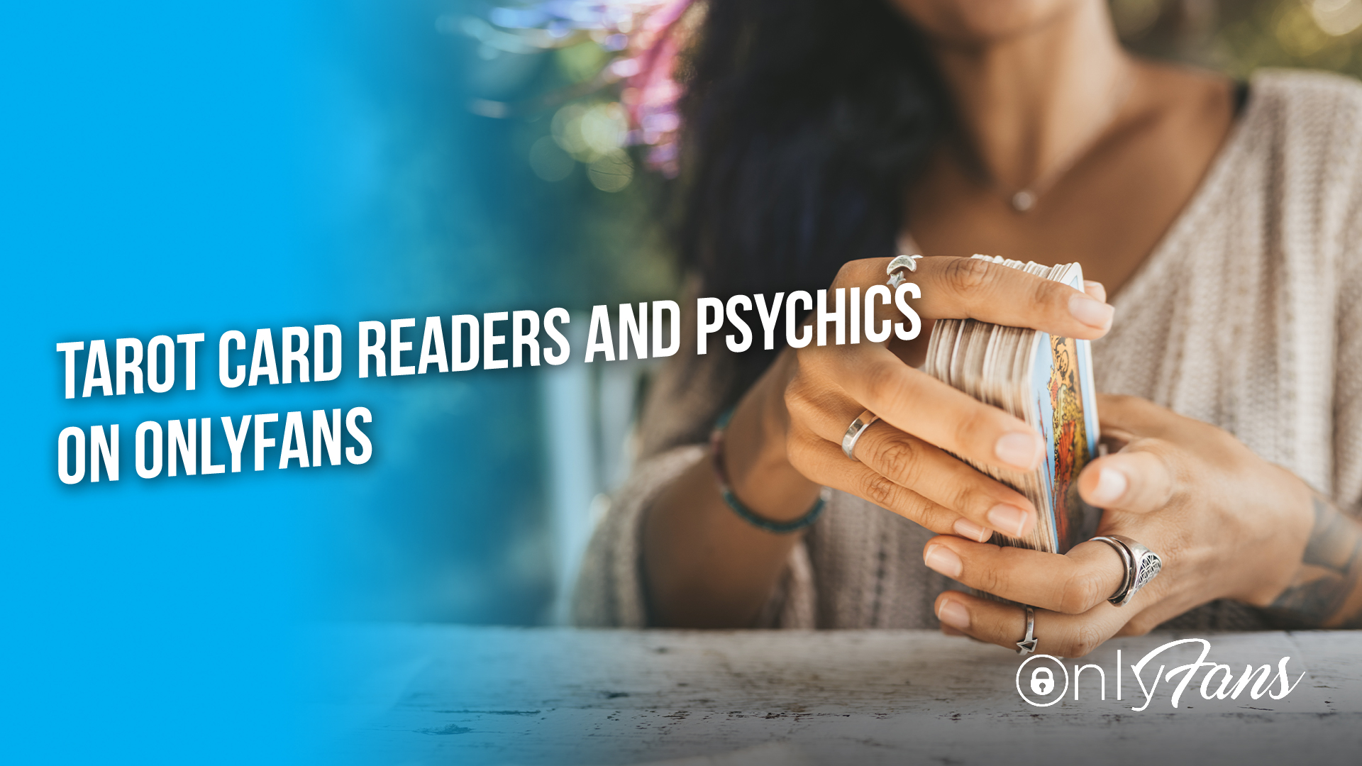Tarot Card Readers and Psychics on OnlyFans