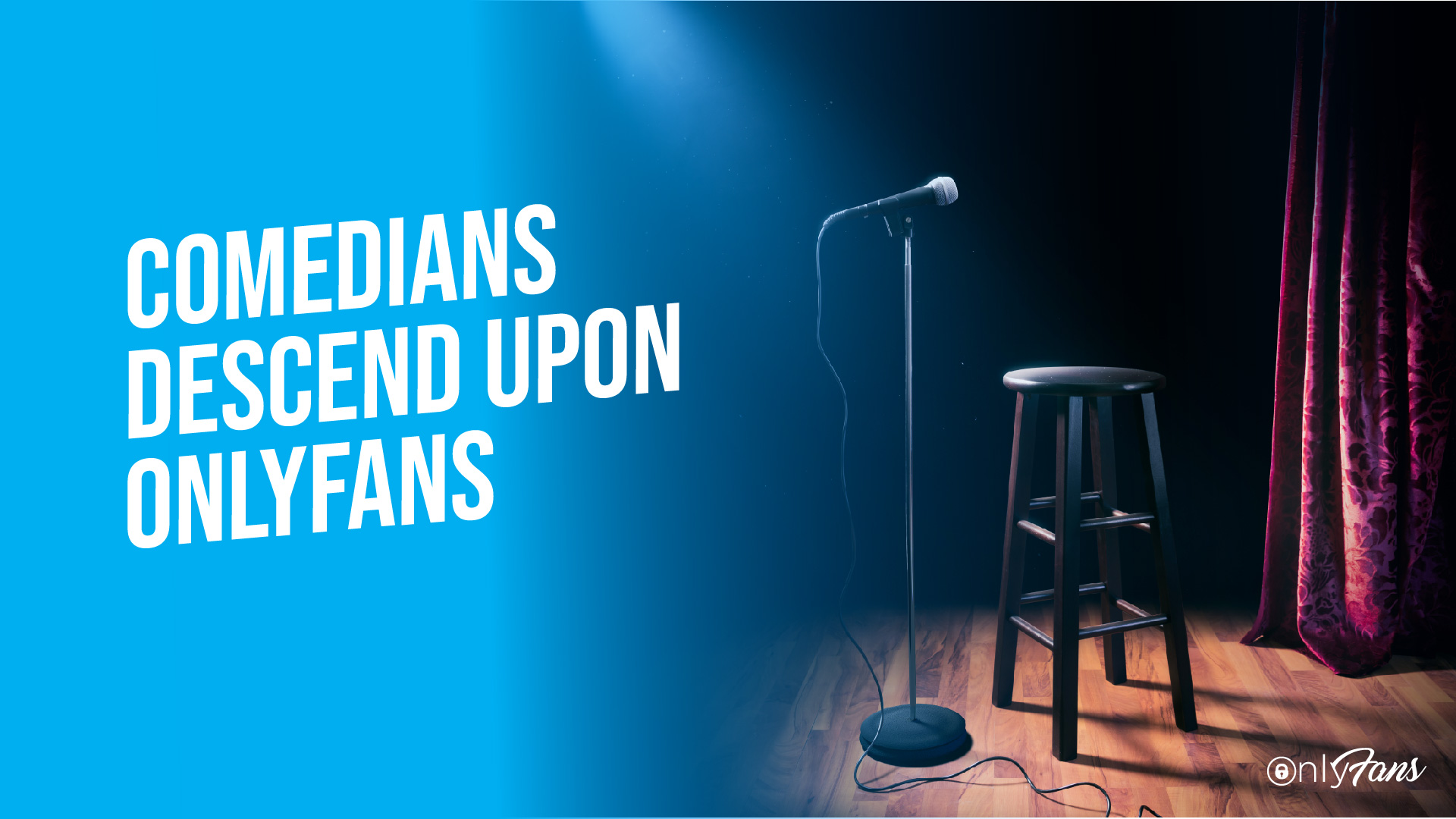 comedians descend upon OnlyFans