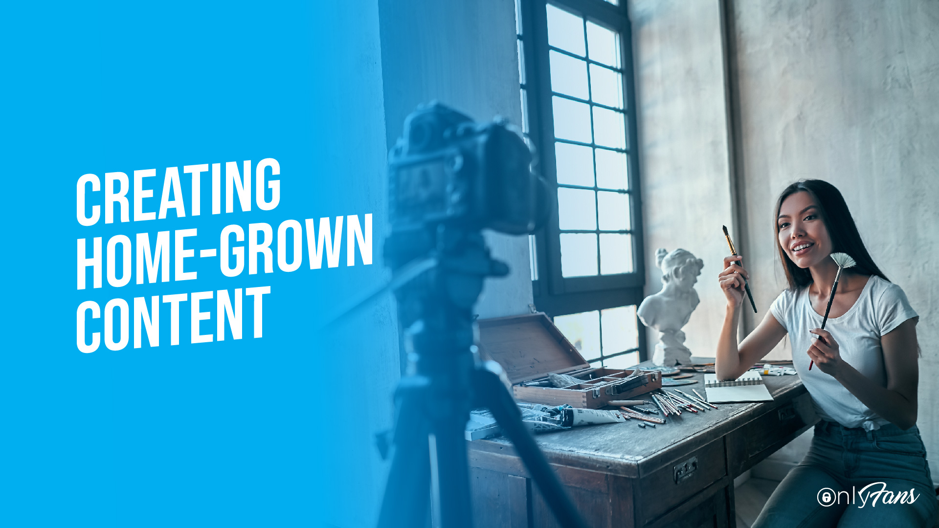 creating home-grown content