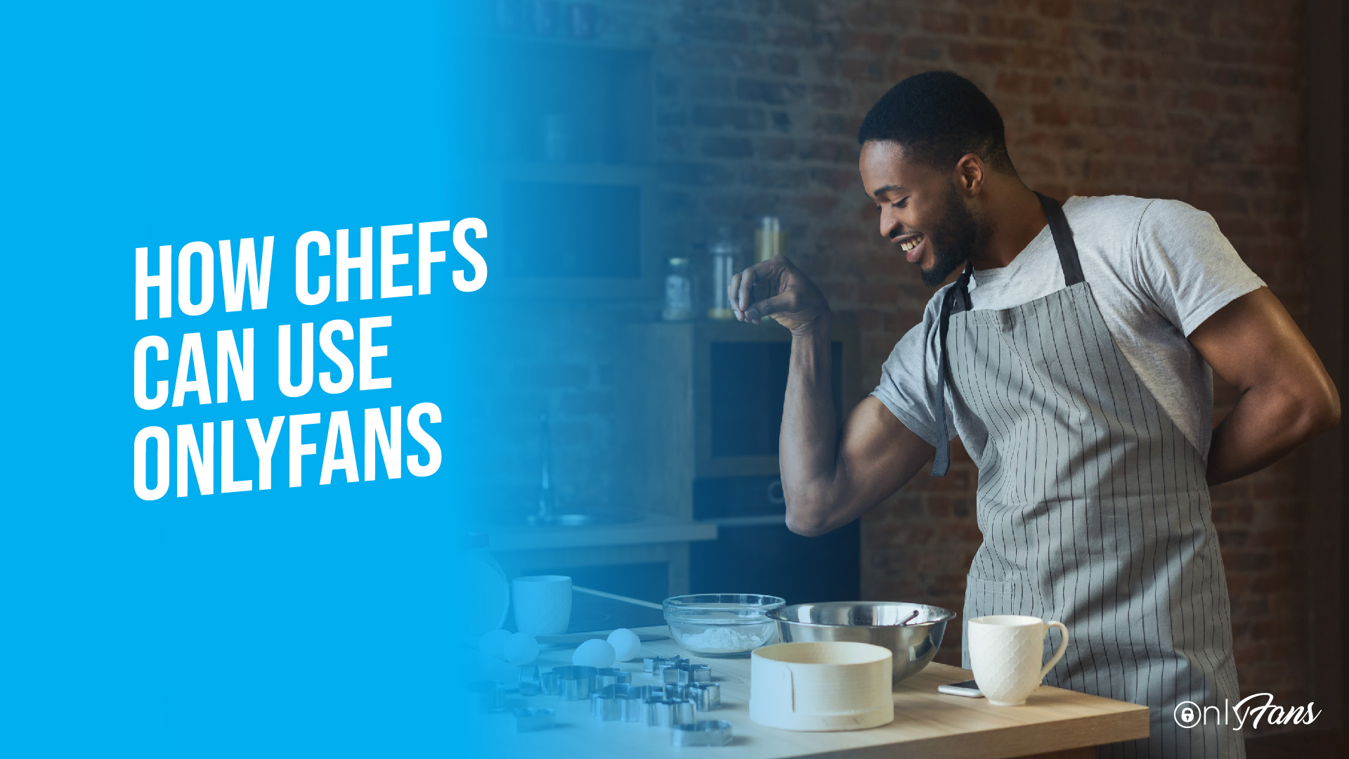 how chefs can monetise their following on OnlyFans