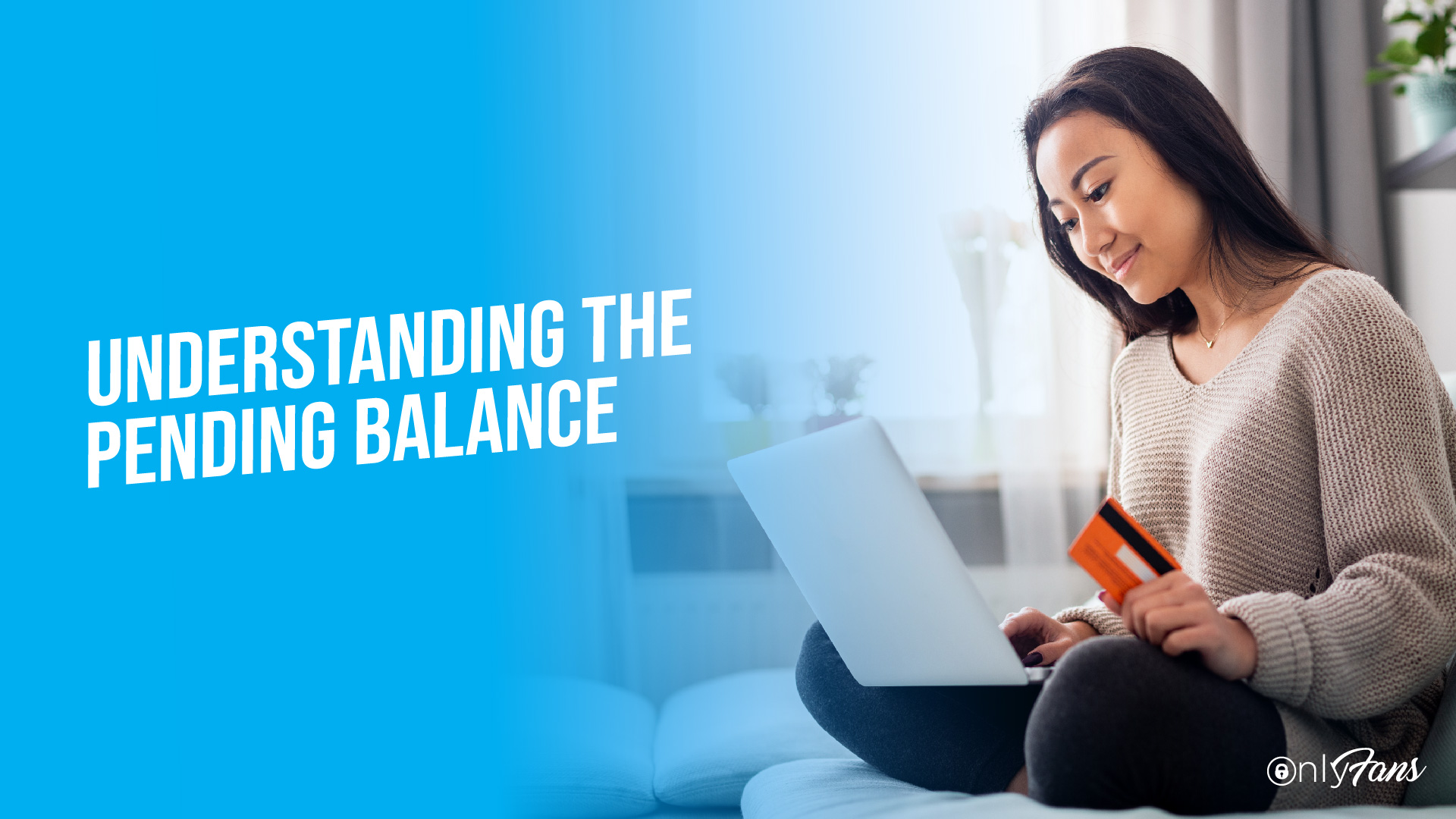 understanding the pending balance on OnlyFans