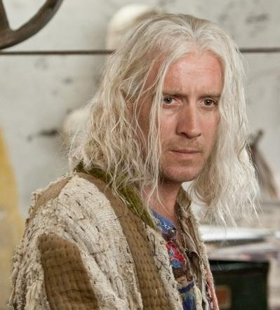 Xenophilius Lovegood played by Notting Hill's Rhys Ifans