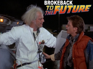 Doc and Marty brokeback