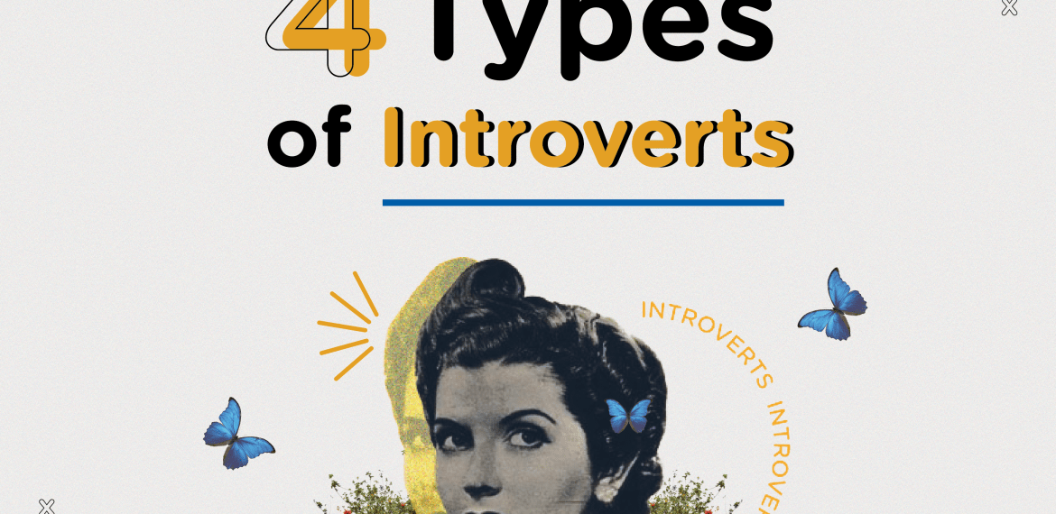 cover 4 types of introvert