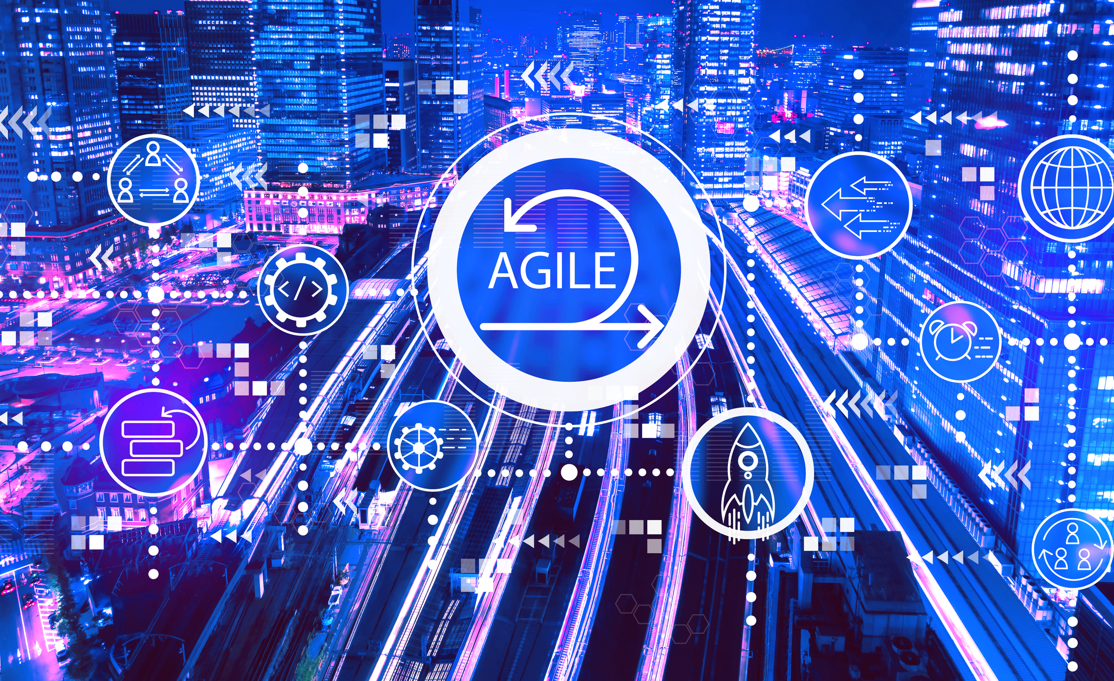 Agility beyond the IT department