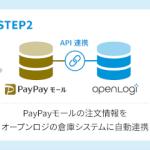 物流プラットフォームのオープンロジ PayPayモールとAPI連携に対応 〜自動連携によりEC事業者の受発注や物流管理業務の負担を軽減〜