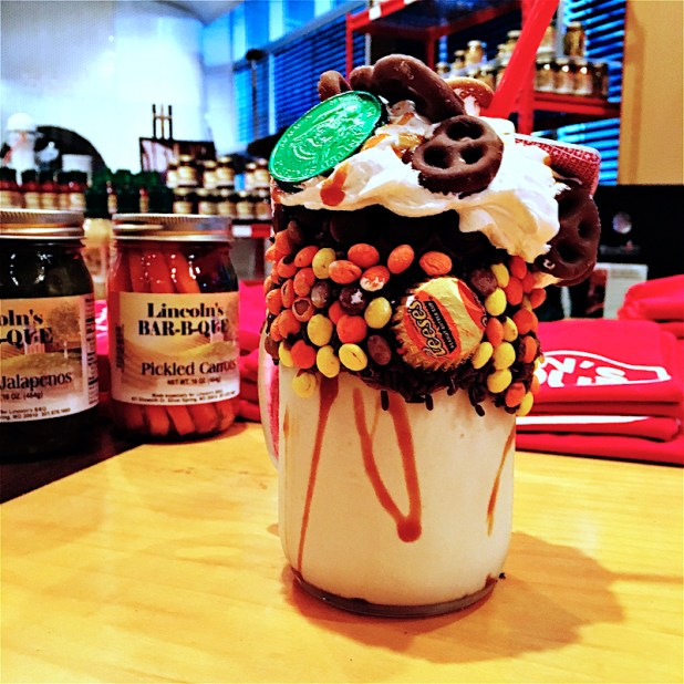 mega milkshakes