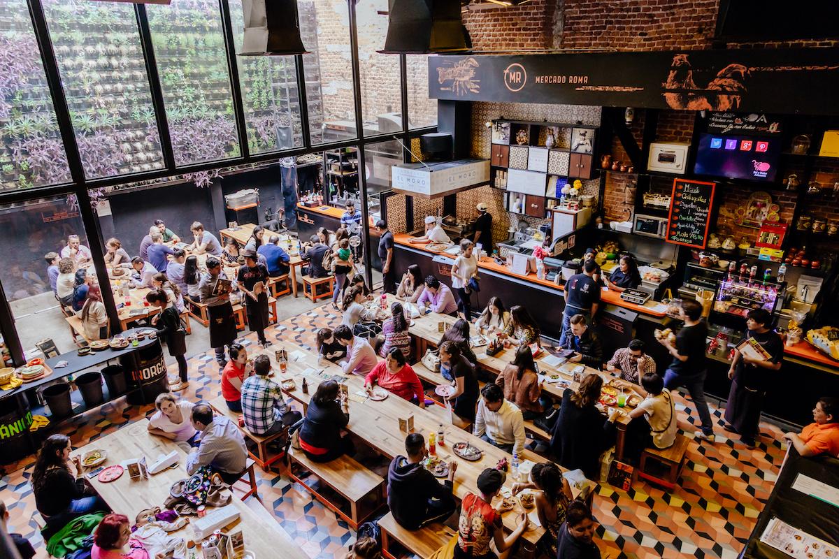 The 100 Best Restaurants for Groups in America 2017