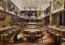Love In Air Restaurants Romantic Year