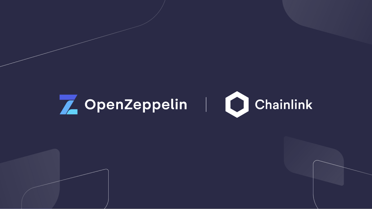 Developers Can Now Register and Manage Chainlink Keeper Jobs with OpenZeppelin Defender