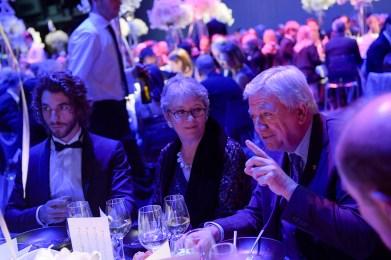 Lorenzo Viotti, Lucy Loebe und Volker Bouffier © Barbara Aumüller