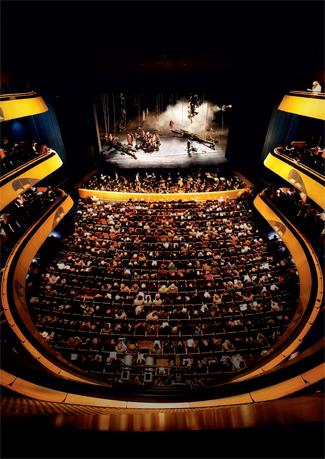 Oper Frankfurt / Foto: Rui Camilo