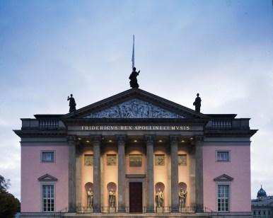 Staatsoper Unter den Linden, Berlin / Foto: Alexander Schippel