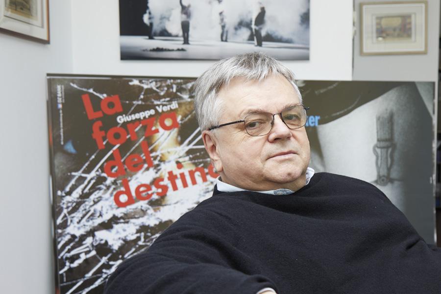 Bernd Loebe, Intendant der Oper Frankfurt im Gespräch