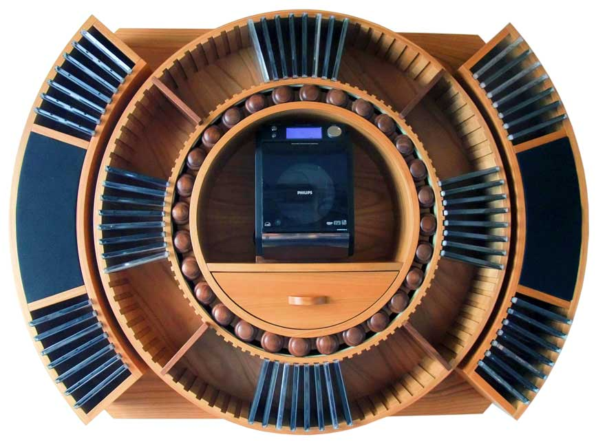 Ronald SchaubCD-TurbineFoto Ronald Schaub