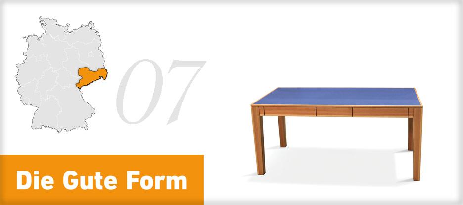 Die Gute Form 2013 – Ivo Kalvelage, Sachsen