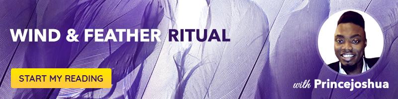 Online psychic rituals