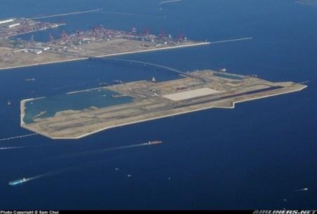 Aeroporto Internacional de Kansai, Japão