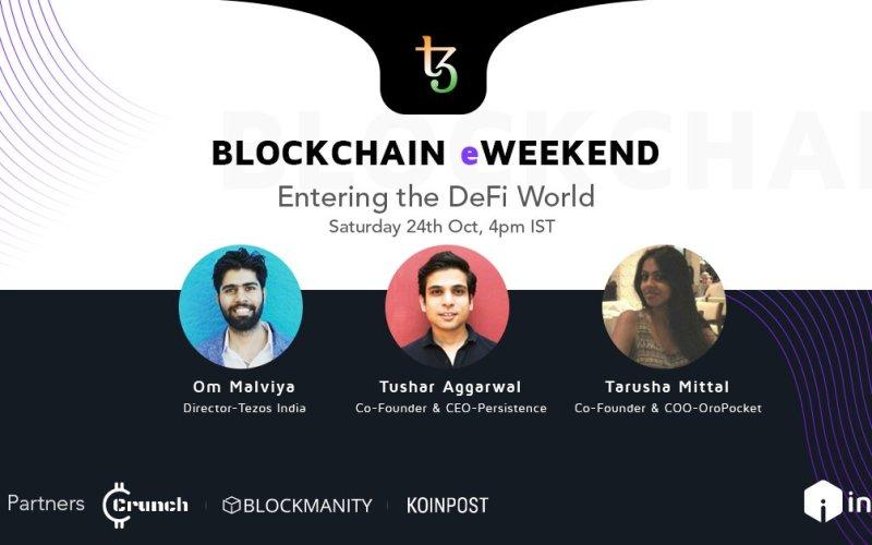 Blockchain emeetup