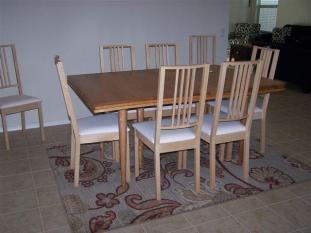 Custom Wooden Table Legs