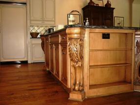 KITCHEN ISLANDS AND BARS