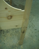 Making a Pencil Post Bed