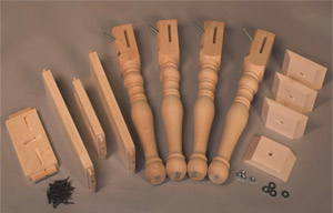 Custom Table Base Kits